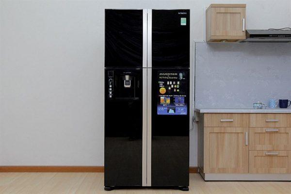 Hướng Dẫn Sử Dụng Tủ Lạnh Hitachi R-W660PGV3