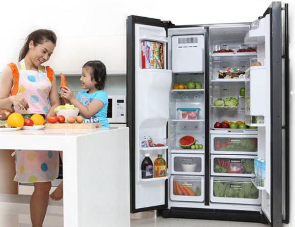 Cách sửa chữa lỗi hỏng thermic của tủ lạnh