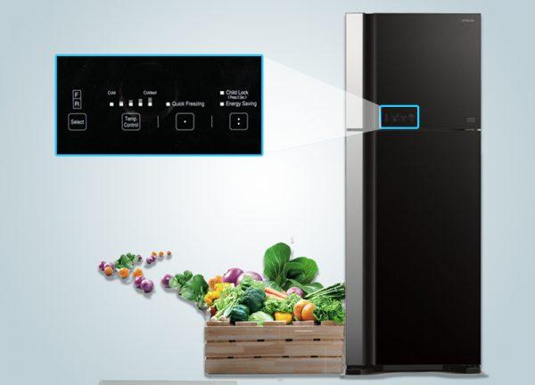 Hướng dẫn sử dụng tủ lạnh Hitachi đúng cách